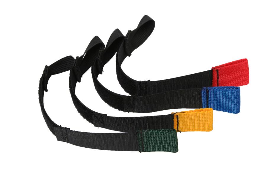 Porta Brace CB-6 Cable Binders, Set of 3