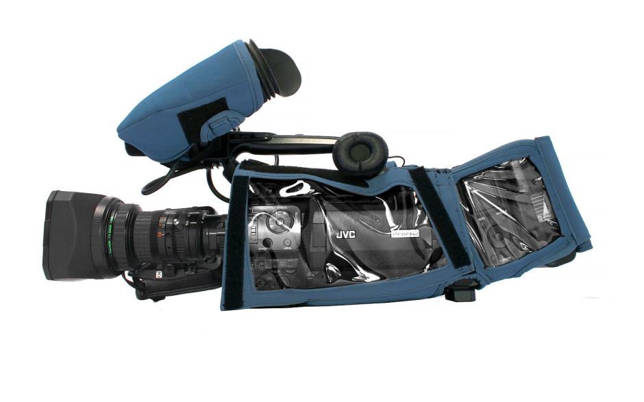 Porta Brace CBA-HM700 Camera BodyArmor, JVC GY-HM700, Blue
