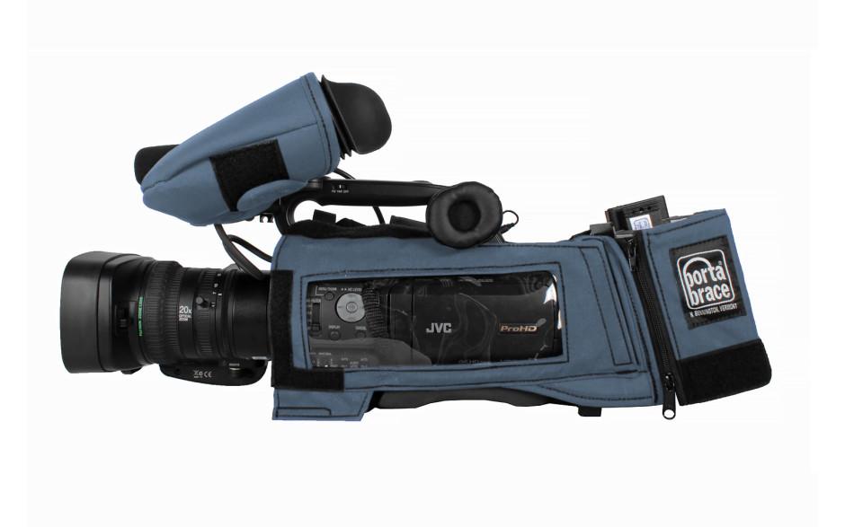 Porta Brace cba-hm850 Camera BodyArmor, JVC GY-HM800 & 850, Blue