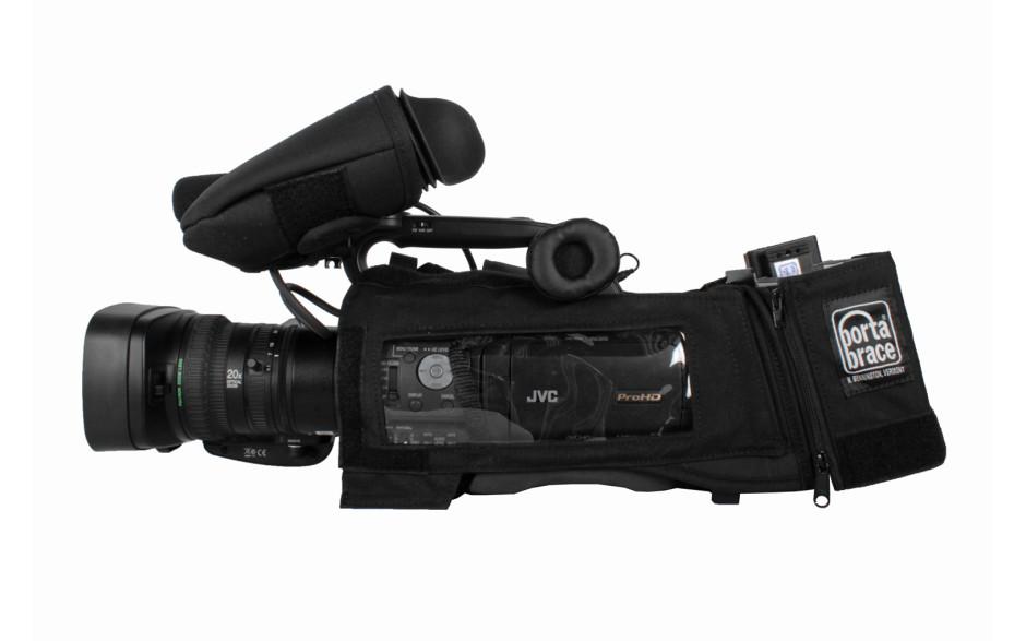 Porta Brace CBA-HM850B Camera BodyArmor, JVC GY-HM800 & 850, Black