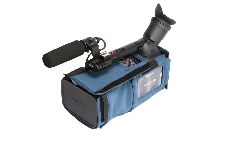 Porta Brace CBA-HMC150 Camera BodyArmor, Panasonic AG-HMC150, Blue