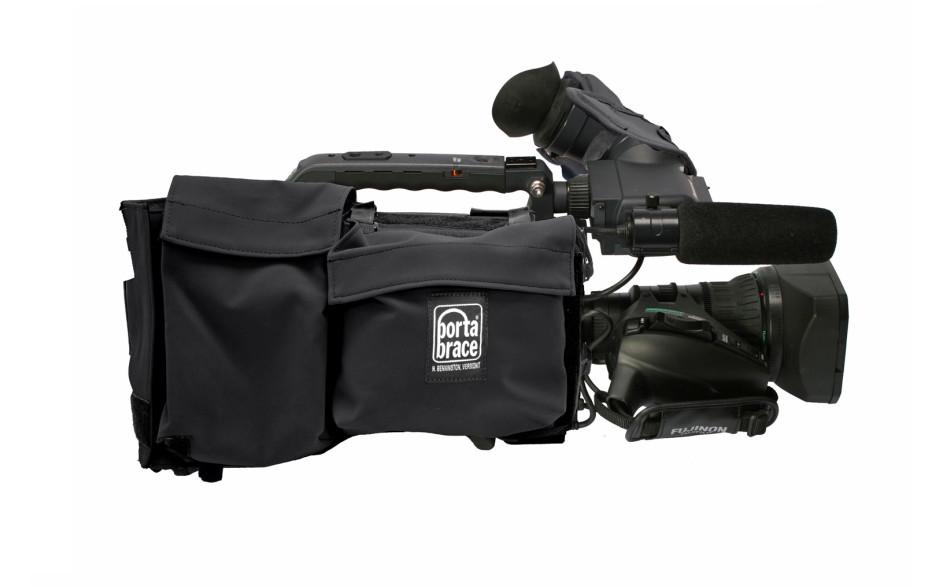 Porta Brace CBA-HPX300B Camera BodyArmor, Panasonic AG-HPX300 & 301, Black