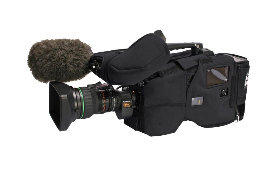 Porta Brace CBA-PDW850B Camera BodyArmor, Sony PDW-850, Black