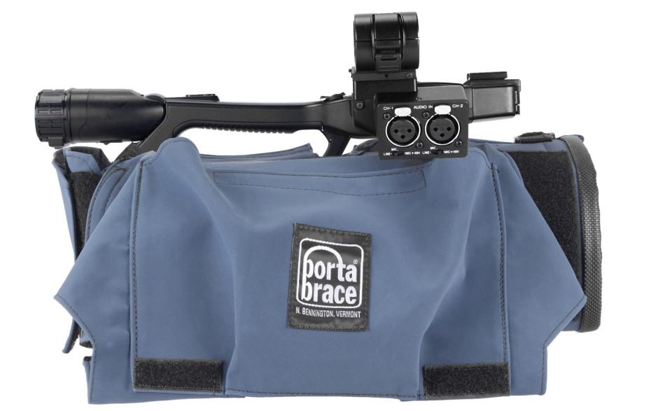 Porta Brace CBA-PMW200 Camera BodyArmor, Sony PMW-200, Blue