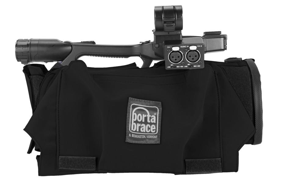 Porta Brace CBA-PMW200B Camera BodyArmor, Sony PMW-200, Black