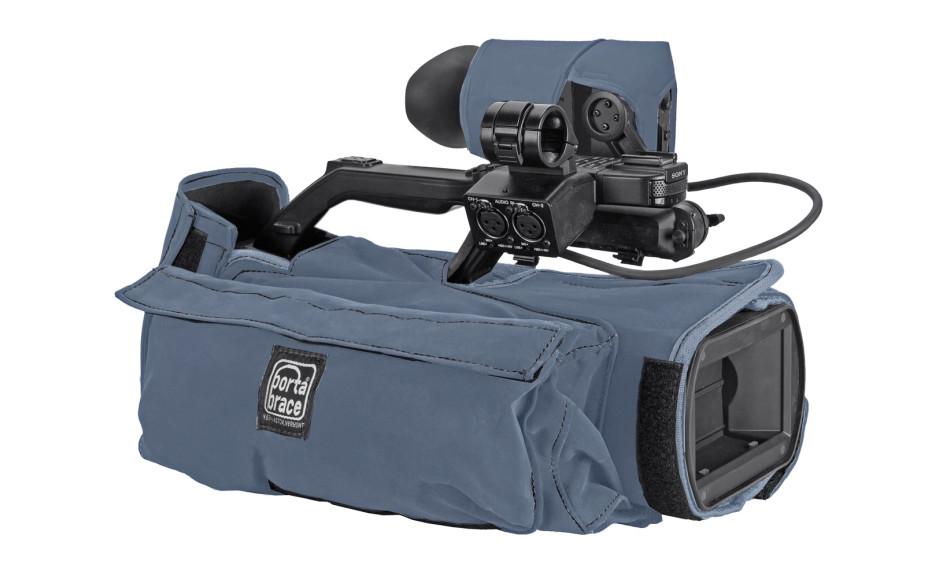 Porta Brace CBA-PMW300 Camera BodyArmor, Sony PMW-300, Blue