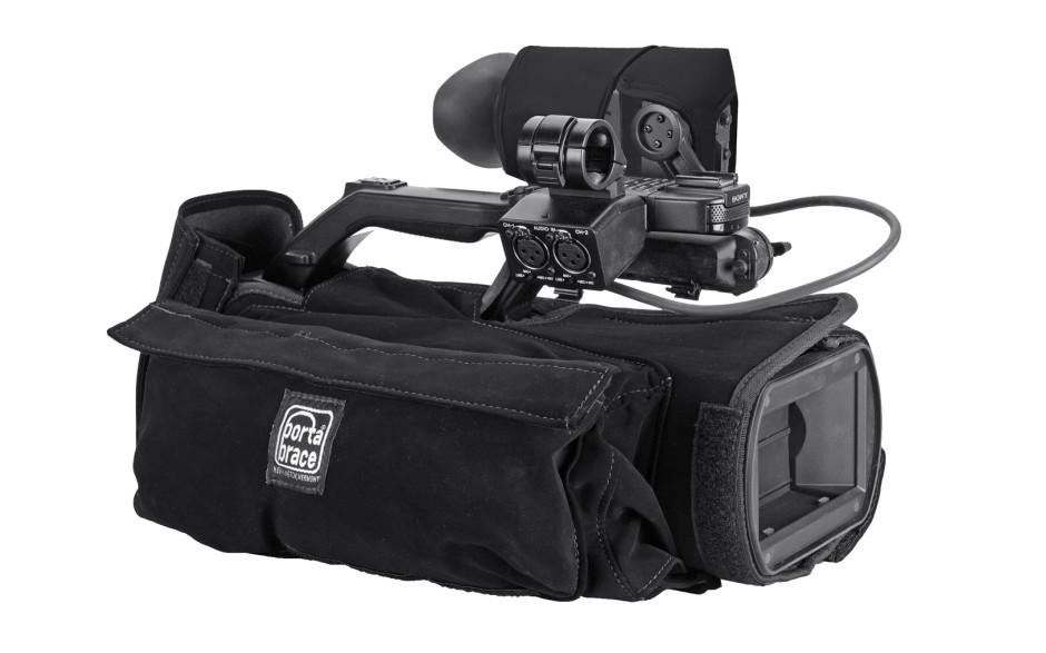 Porta Brace CBA-PMW300B Camera BodyArmor, Sony PMW-300, Black