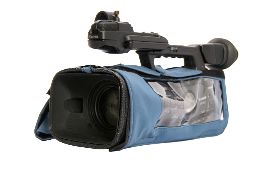 Porta Brace CBA-XF305 Camera BodyArmor, Canon XF300 & 305, Blue