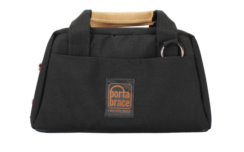 Porta Brace CS-DC1R Camera Case Soft, Compact HD Cameras, Black, Small