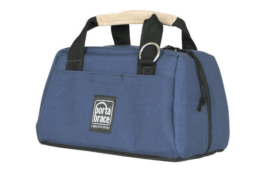 Porta Brace CS-DC1U Camera Case Soft, Compact HD Cameras, Blue, Small
