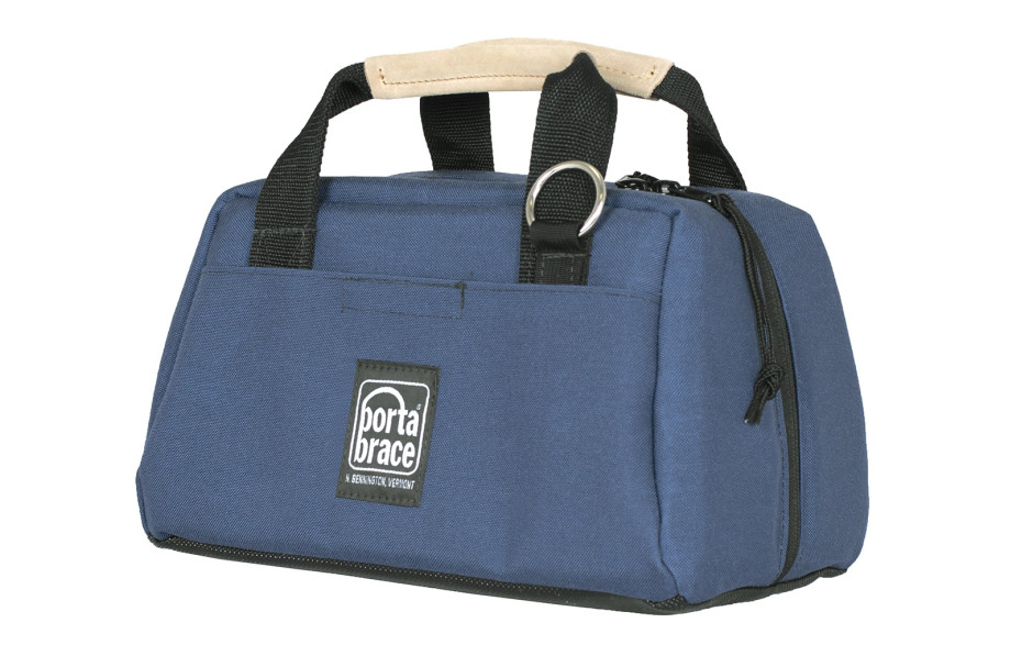 Porta Brace CS-DV1U Camera Case Soft, Compact HD Cameras, Blue, Small