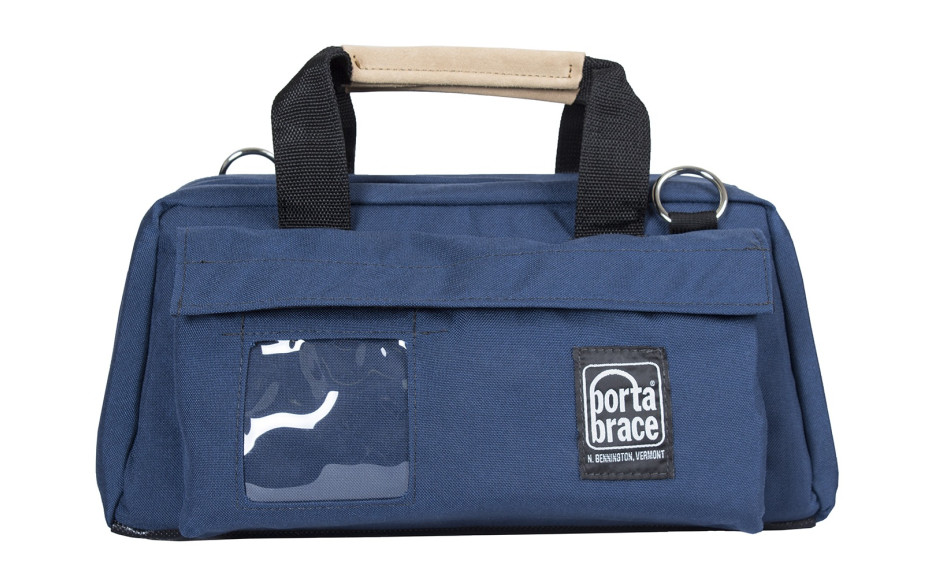 Porta Brace CS-DV2U Camera Case Soft, Compact HD Cameras, Blue, Medium