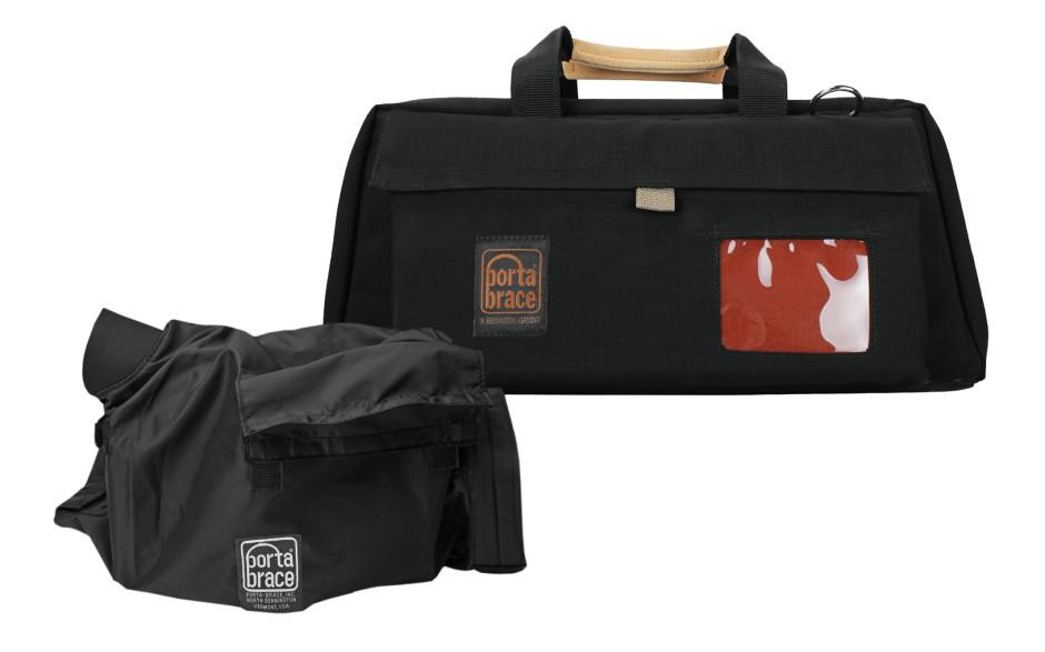 Porta Brace CS-DV3RQS-M4 Camera Case Soft, Black, XL