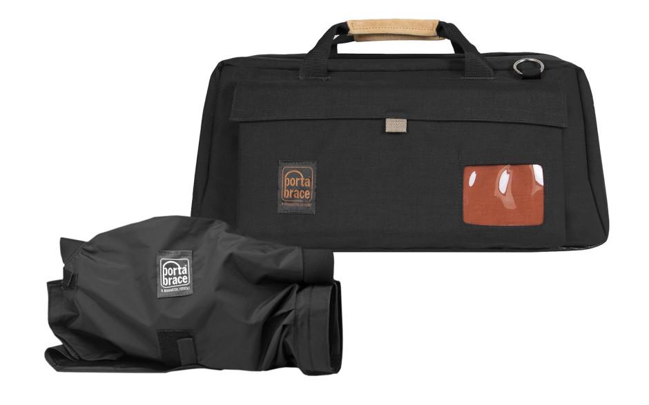 Porta Brace CS-DV4RQS-M3 Camera Case Soft, Black, XL