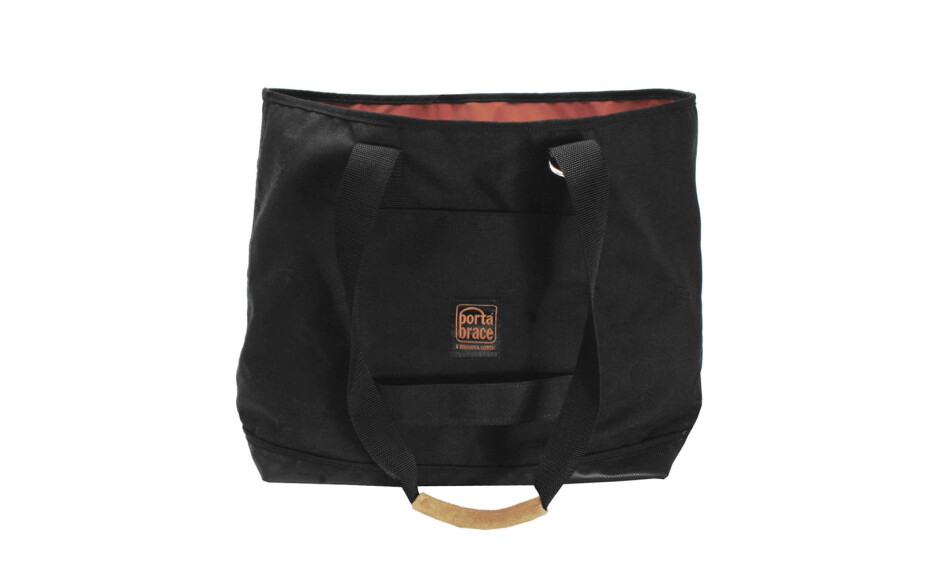 Porta Brace CSP-2PRO Professional Make-Up Sack Pack, Black