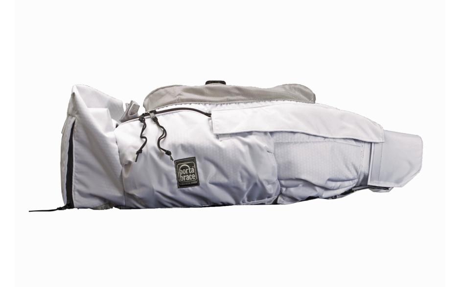Porta Brace CWC-2 Cool White Case, Heat-Reflecting Camera Cover, White