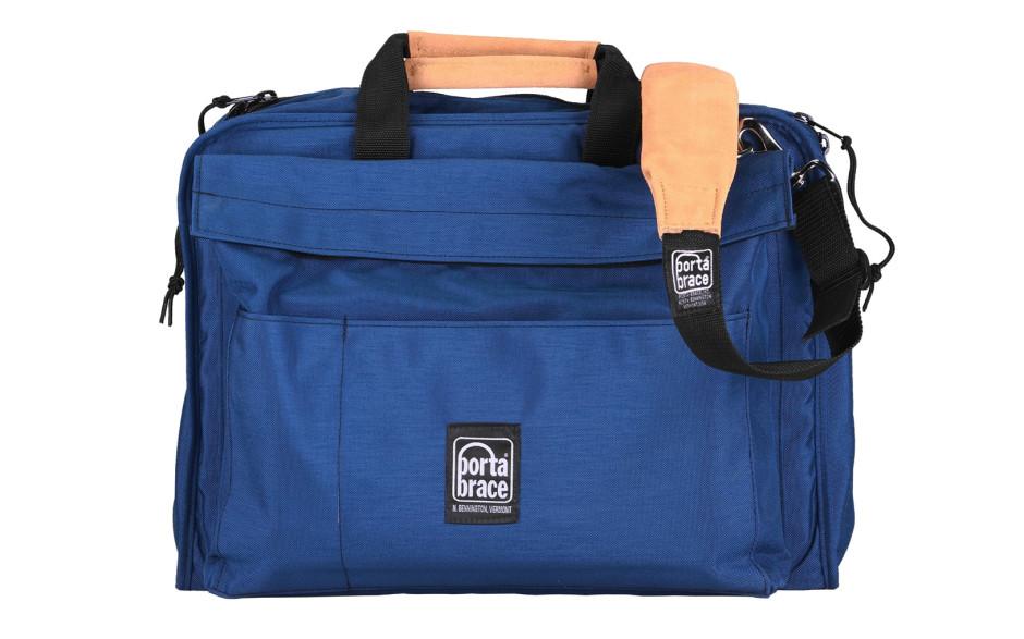 Porta Brace DC-3V Dircetor's Case, Laptop Case, Blue