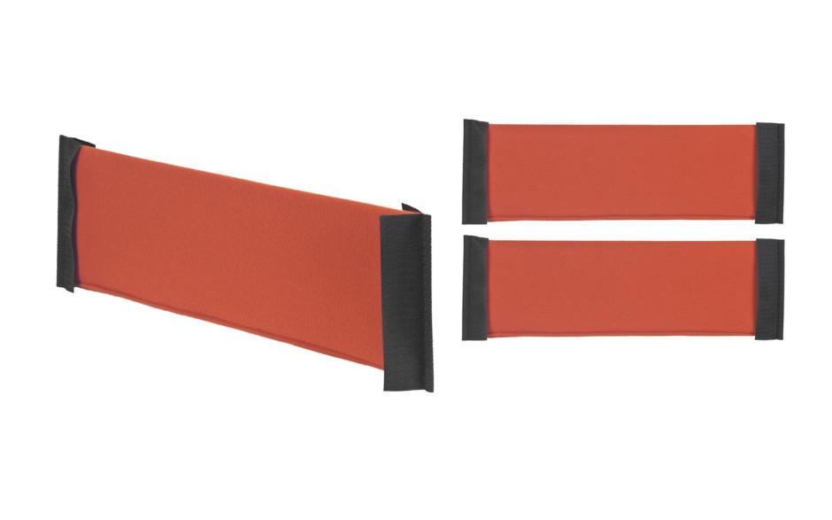 Porta Brace DK-CL3 Divider Kit, Set of 3, Copper