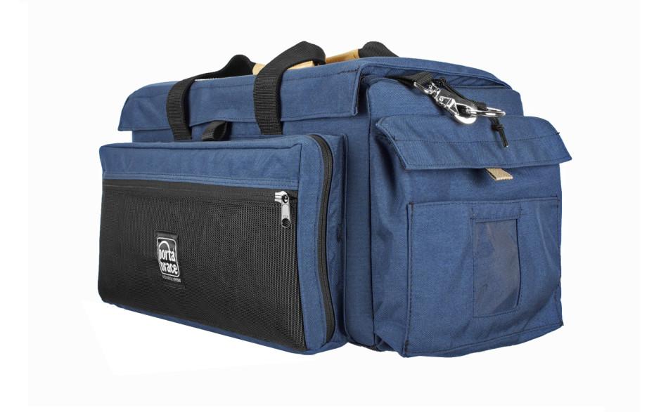 Porta Brace DVO-2UQS-M4 Digital Video Organizer, Blue, Medium
