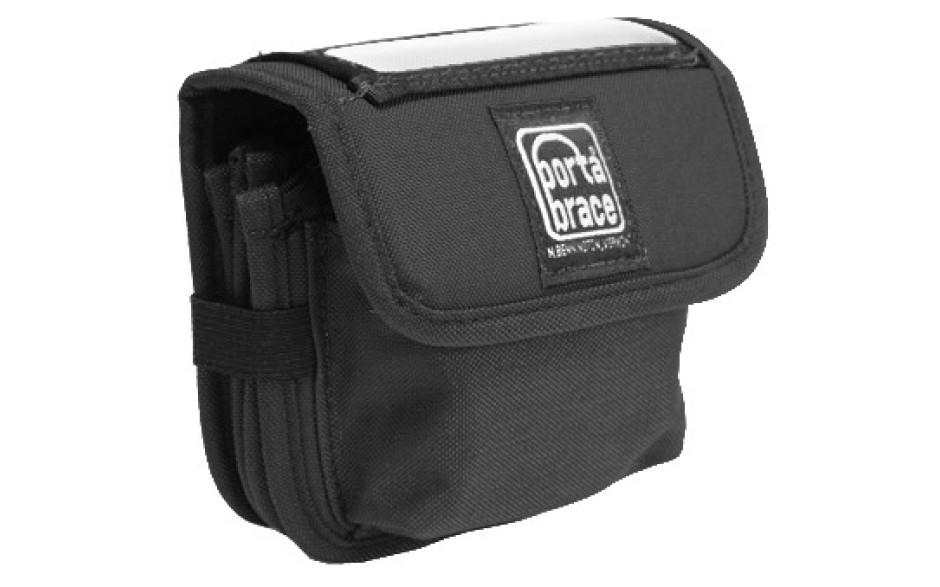 Porta Brace FC-1 Filter Case, Holds Five, Black