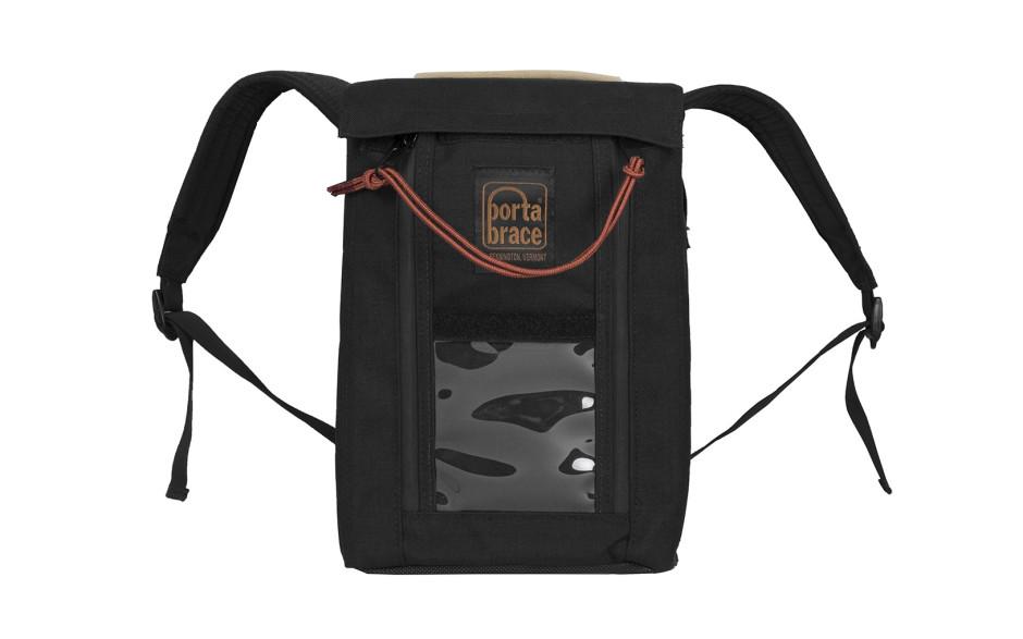 Porta Brace BK-OSMO Backpack, Semi-Rigid Frame, DJI Osmo, Black