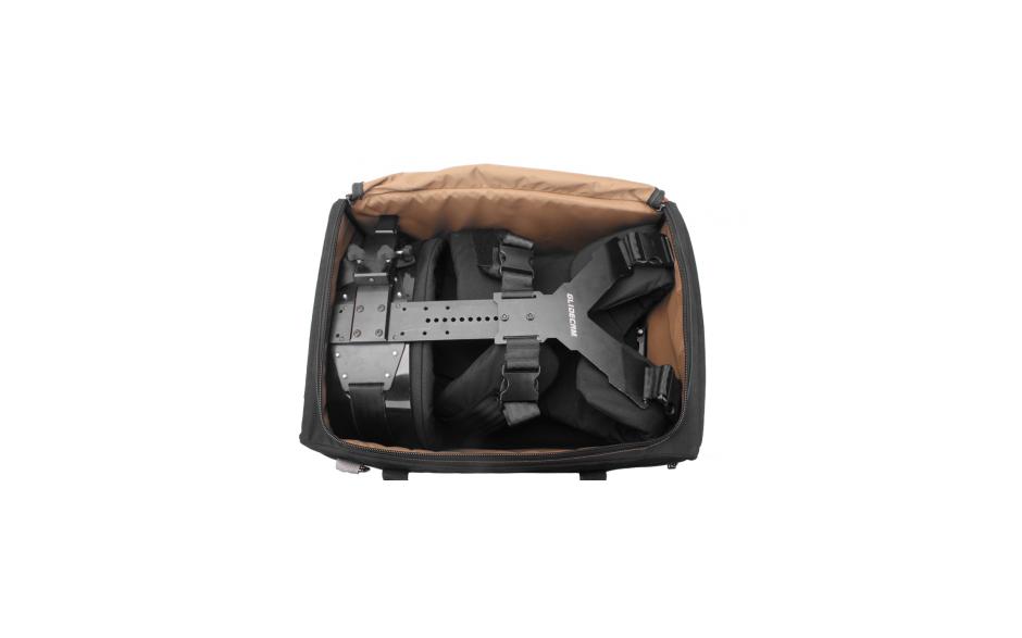 Porta Brace LR-4GLCCB Lightweight Carrying Case, Glidecam, Black