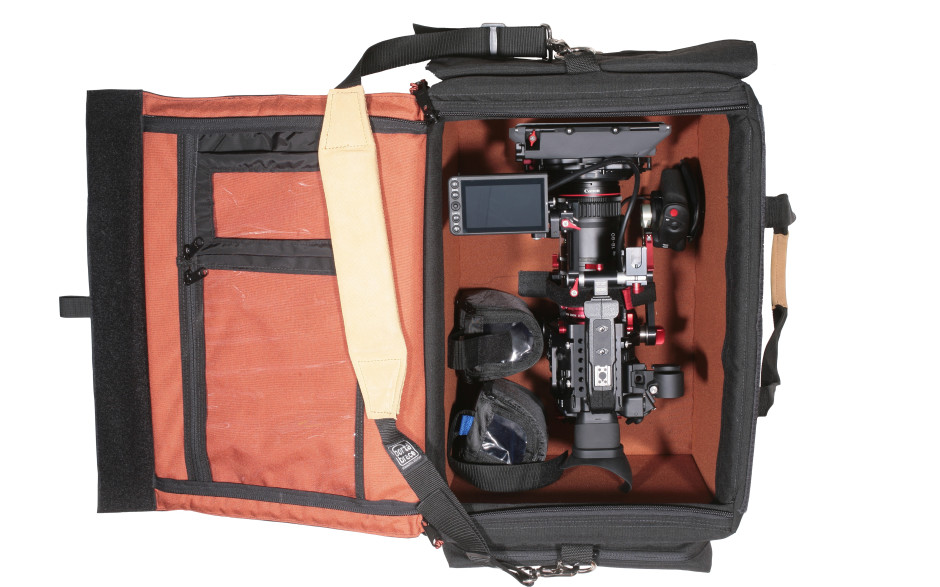 Porta Brace RIG-FS7XT RIG Carrying Case, Sony PXW-FS7, Black