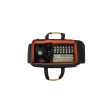Porta Brace CAR-2AUD Top opening case designed for audio accessories