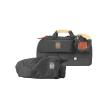 Porta Brace CTC-2B/QSM-E2 Traveler Camera Case, Black, Medium